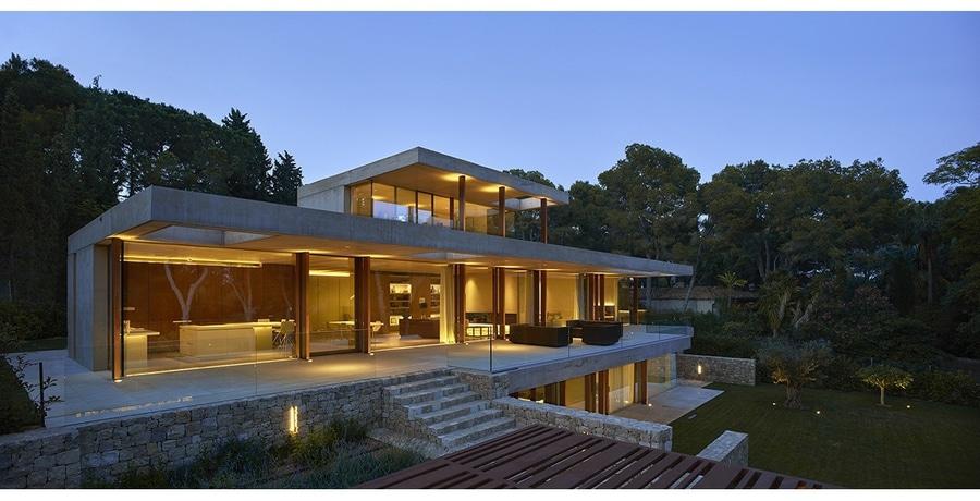 Merveilleux Maison Dans Le Pin Forest By Ramon Esteve