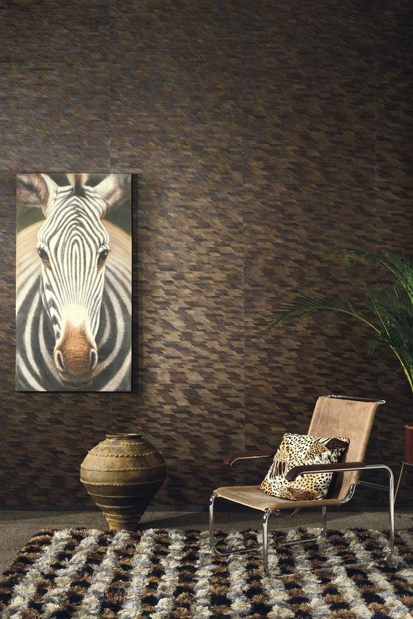 Nouveauté : Papier Peint Motif Nature By Omexco - Omexco