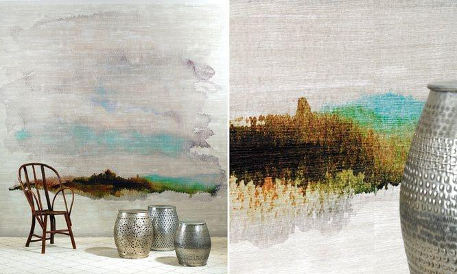 Nouveauté : Papier Peint Panoramique By Elitis - Elitis