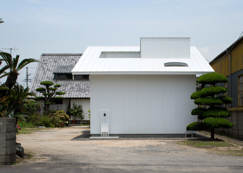 La Prolongation Japonaise De Maison Par Container Design Est