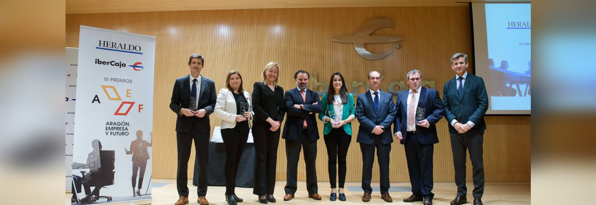 Airfal reçoit le Prix Aragon Entreprise et Futur pour sa trajectoire en matière de responsabilité sociale