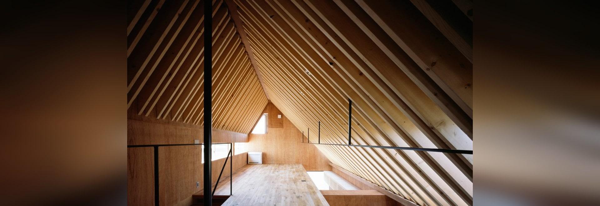 Les Architectes D Apollo Augmente Le Plafond Asym Trique De La