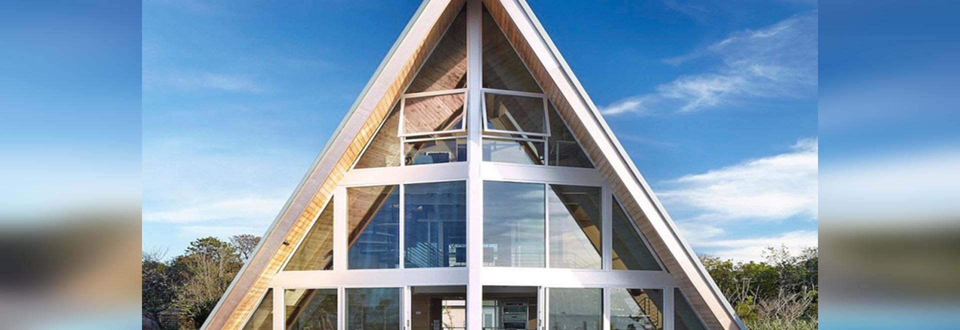 les architectes de bromley caldari transforment un émiettage de 1960