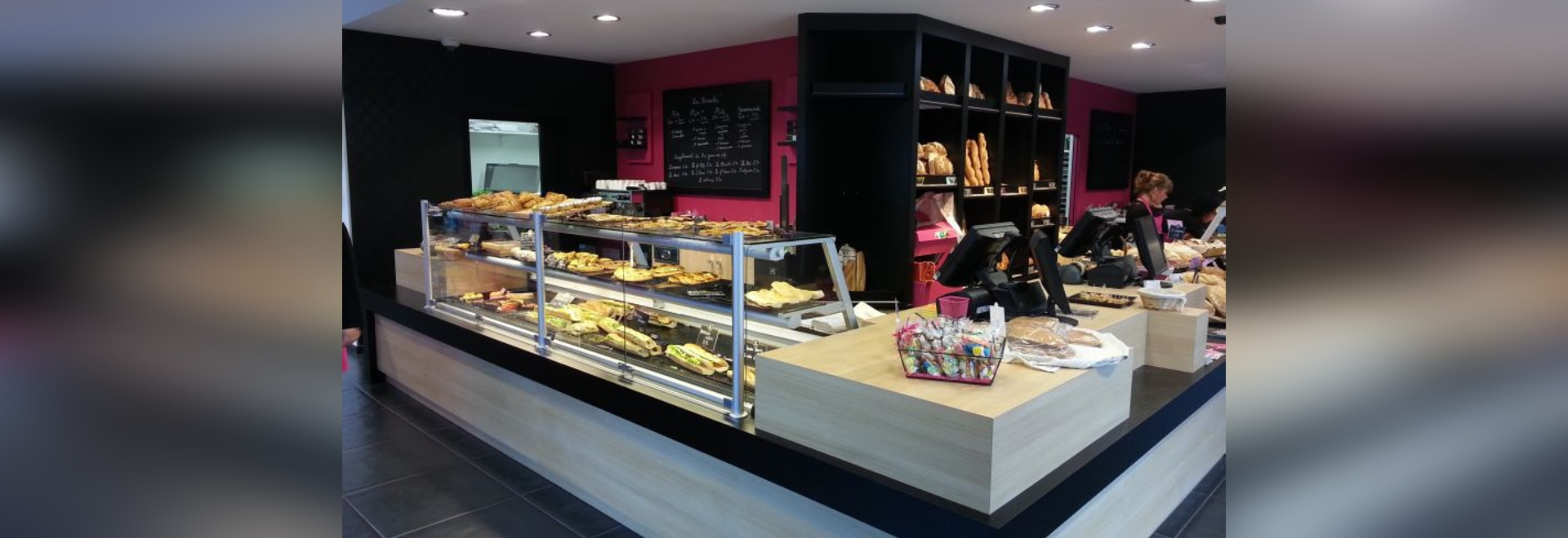 Boulangerie – évolution standard – élixir