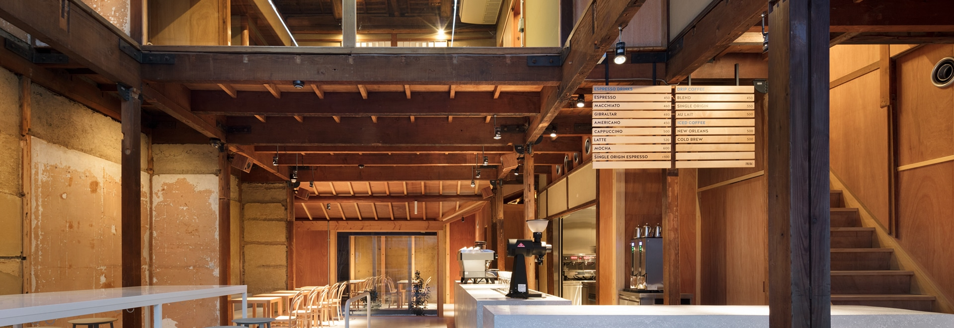 CAFÉ DE BLUE BOTTLE COFFEE KYOTO
