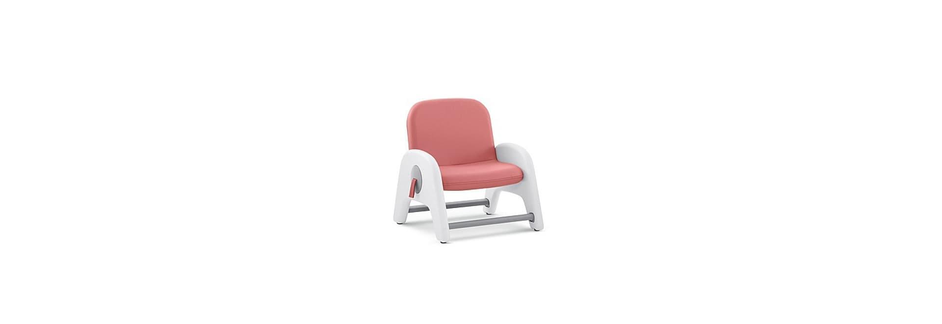 Chaise d'ATTI et ensemble de Tableau