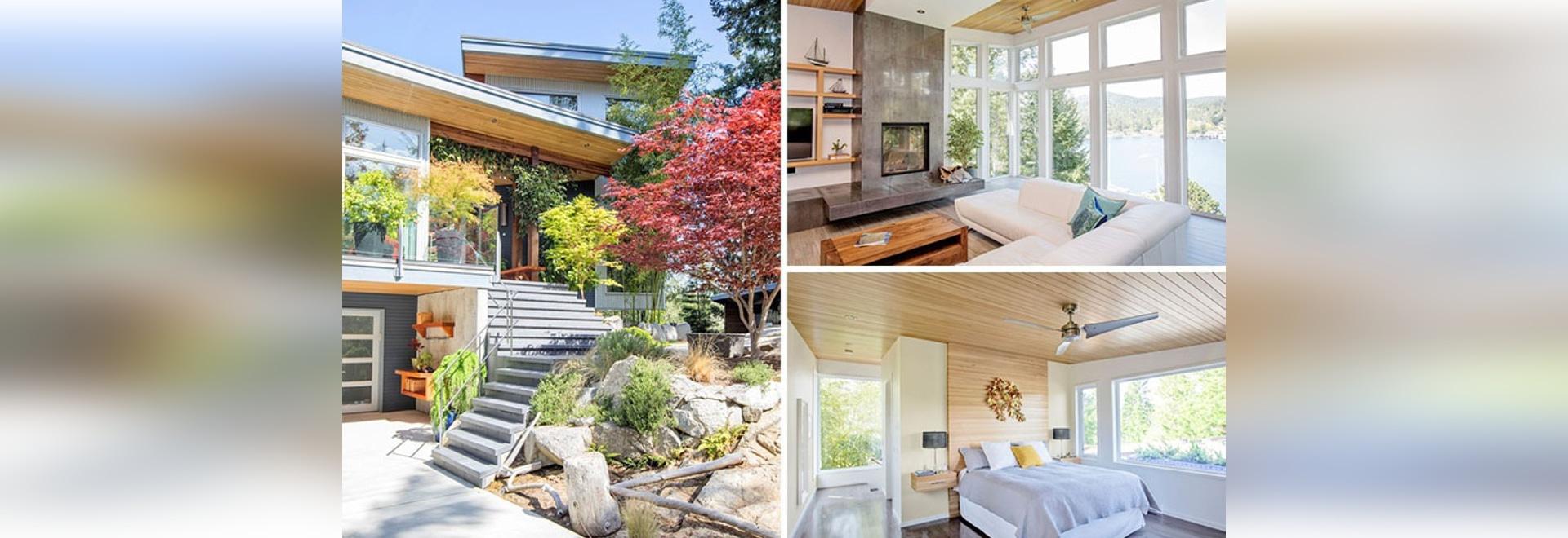 Cliff House par UNE architecture + intérieurs de GRAINE