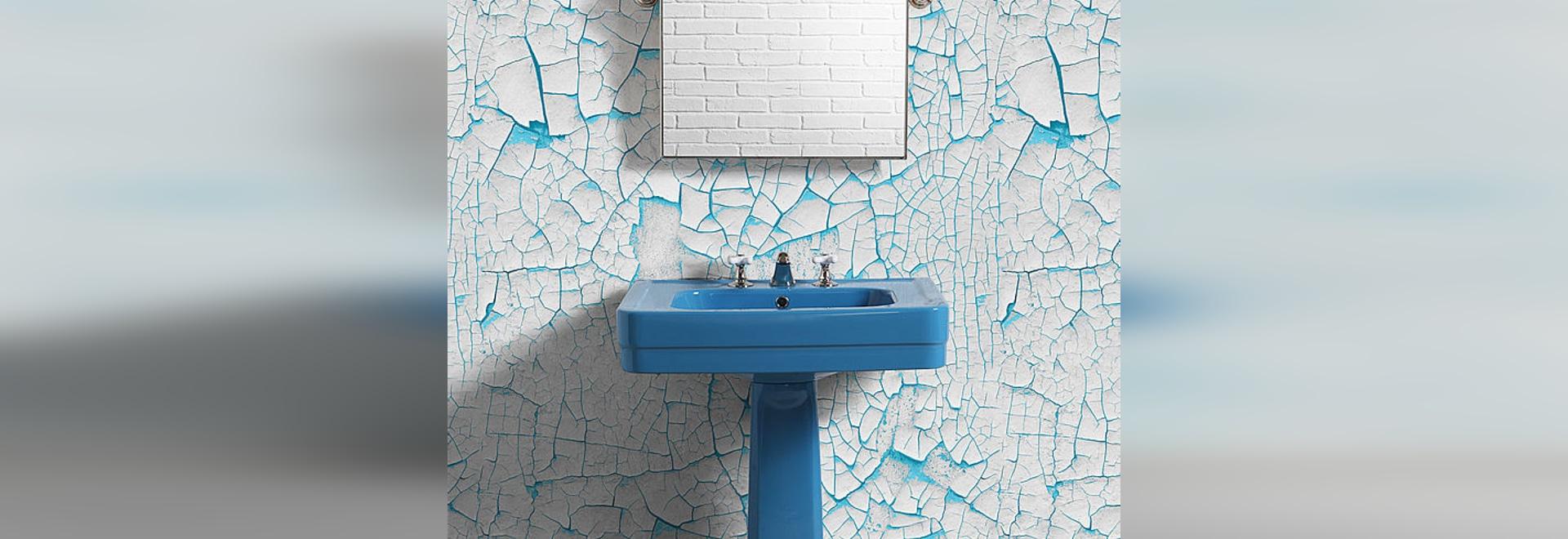 Des Couleurs Fraiches Et Estivales Pour Votre Salle De Bain Bleu