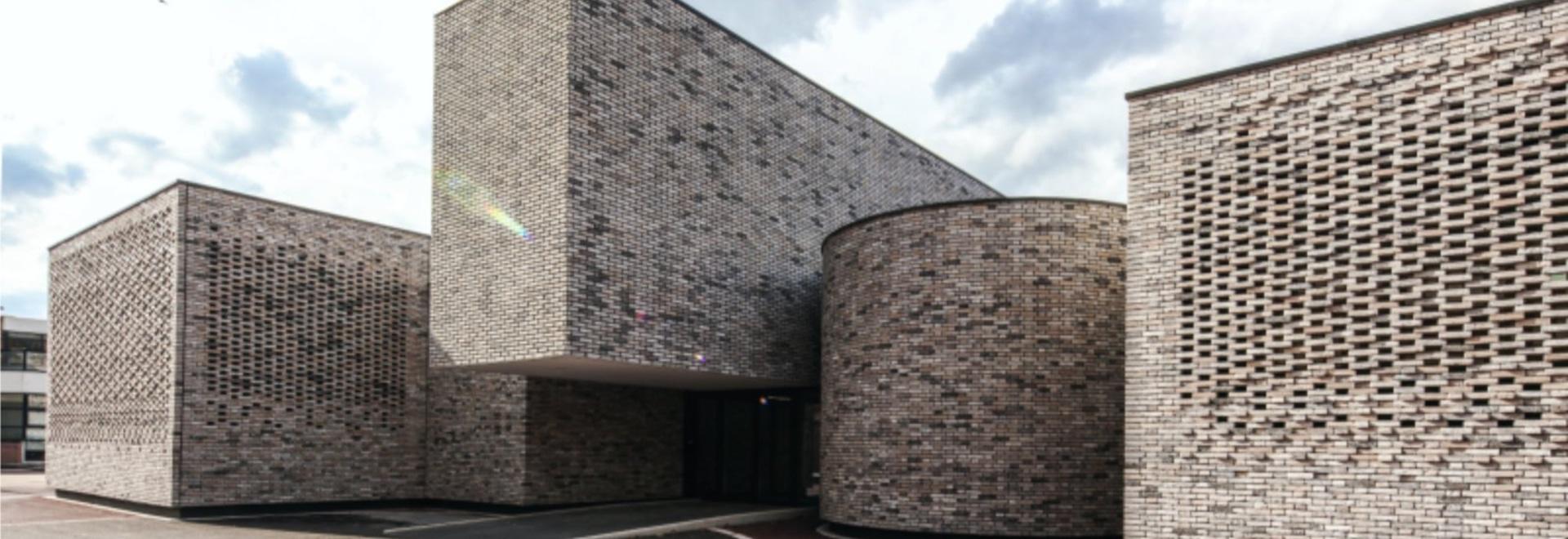 Ecole de musique d'Elancourt par OPUS 5 Architectes
