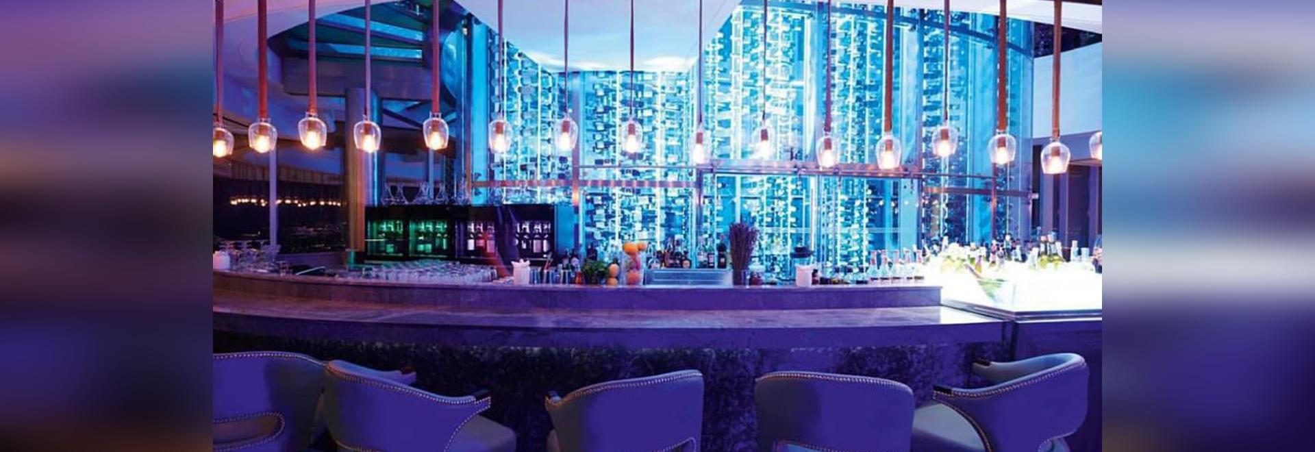 EuroCave équipe le superbe restaurant en rooftop Unos Mas