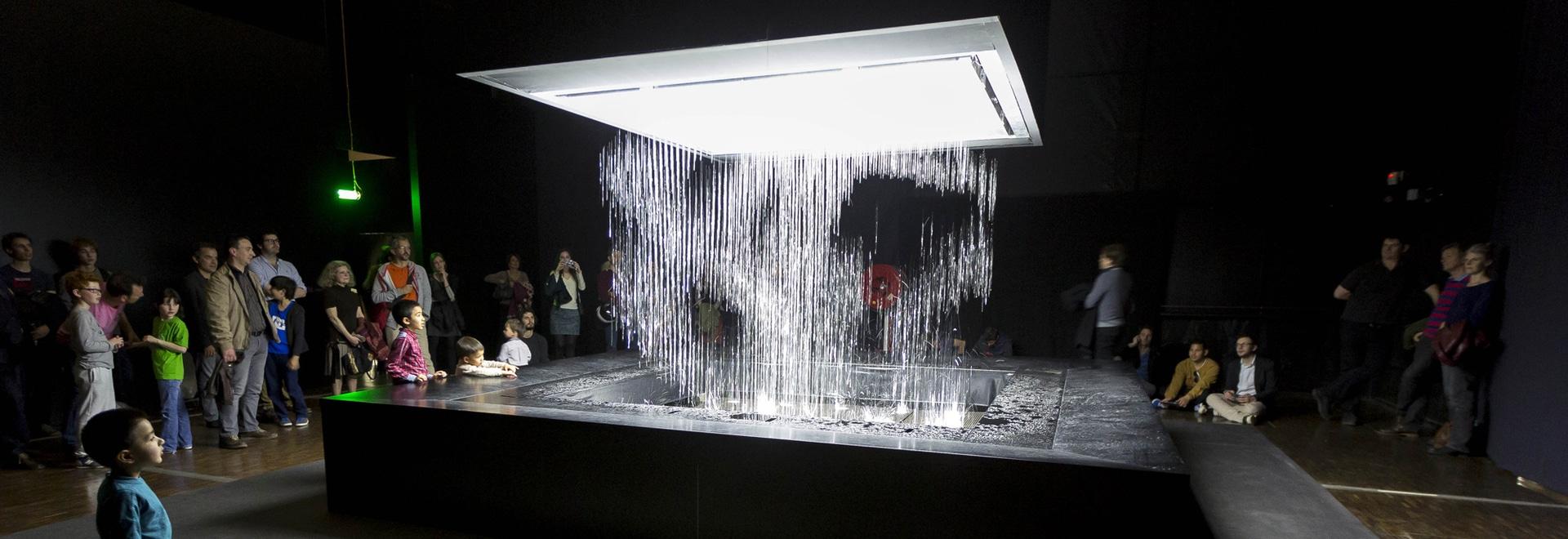 exposition de 3D Matrix DWC