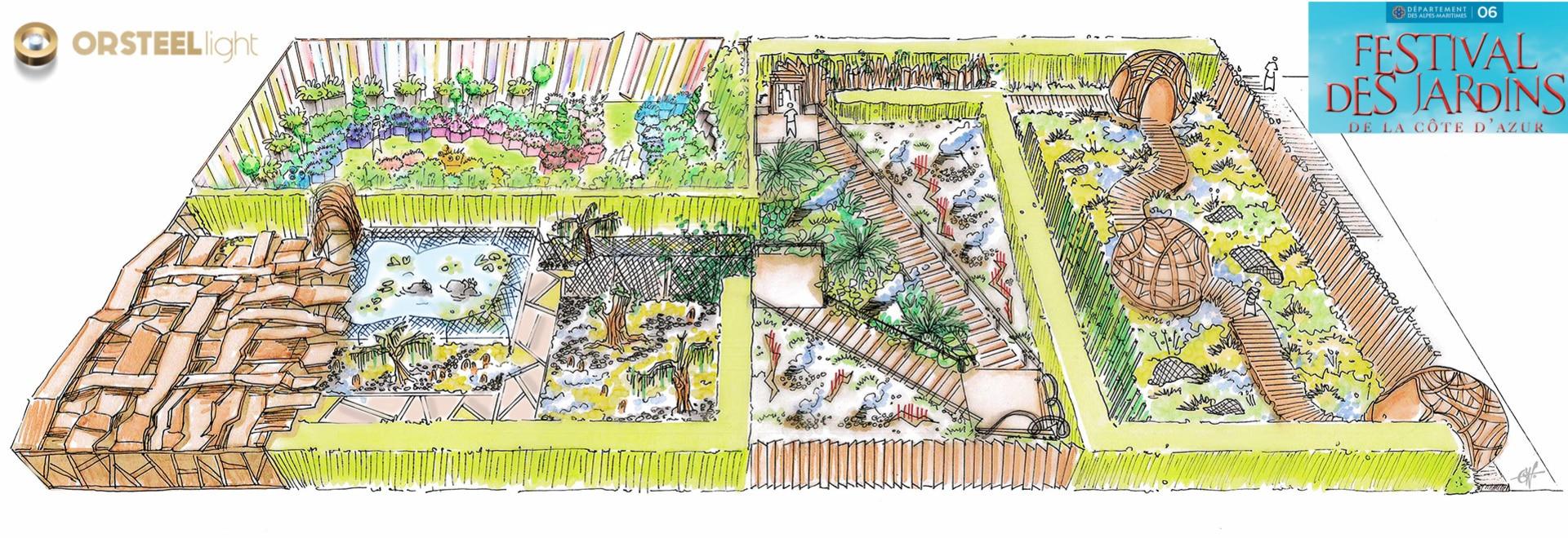 Festival des jardins de la Côte d'azur