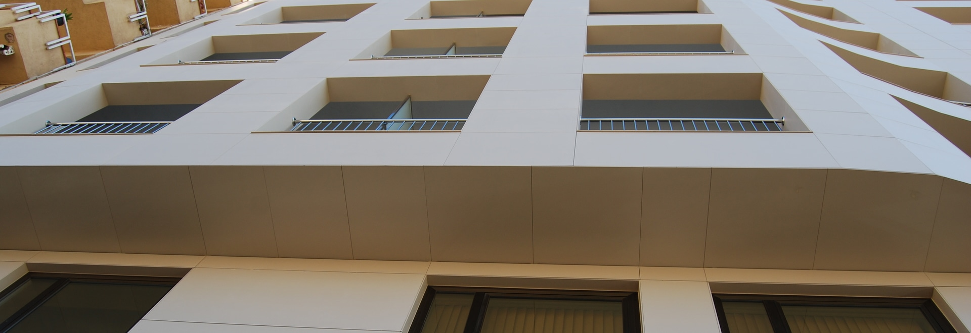 Grâce de l'épargne aux façades aérées