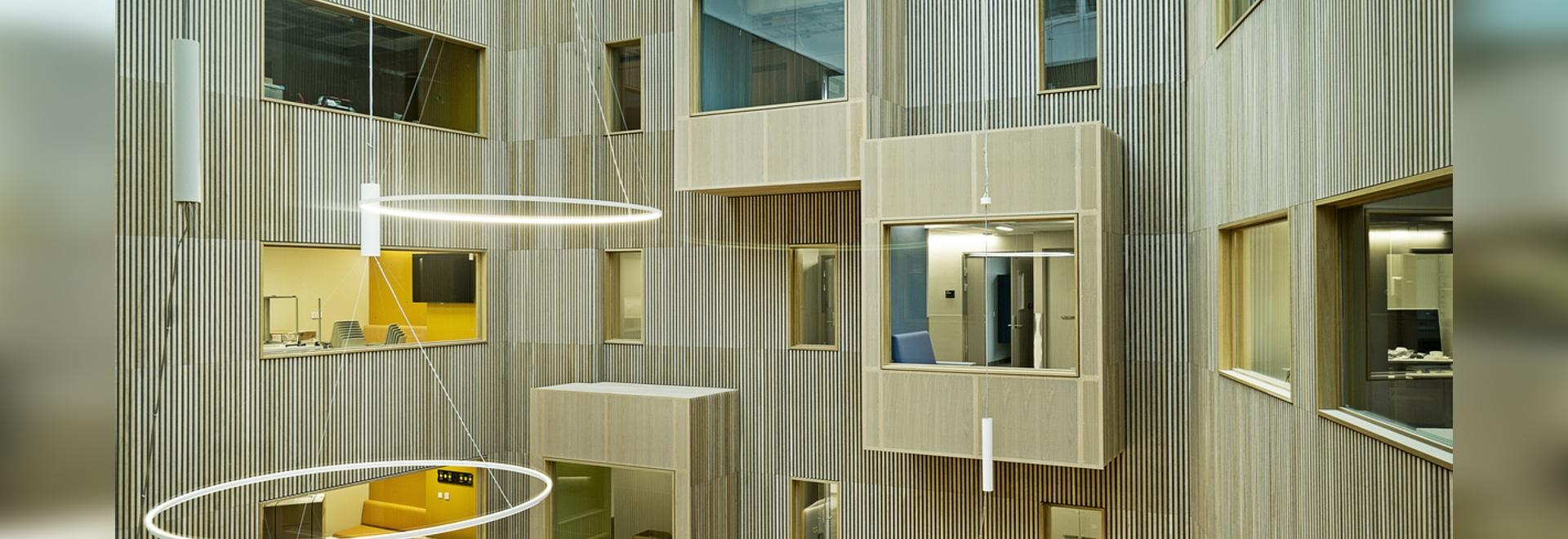 Hôpital/C.F. Møller Architects de Haraldsplass