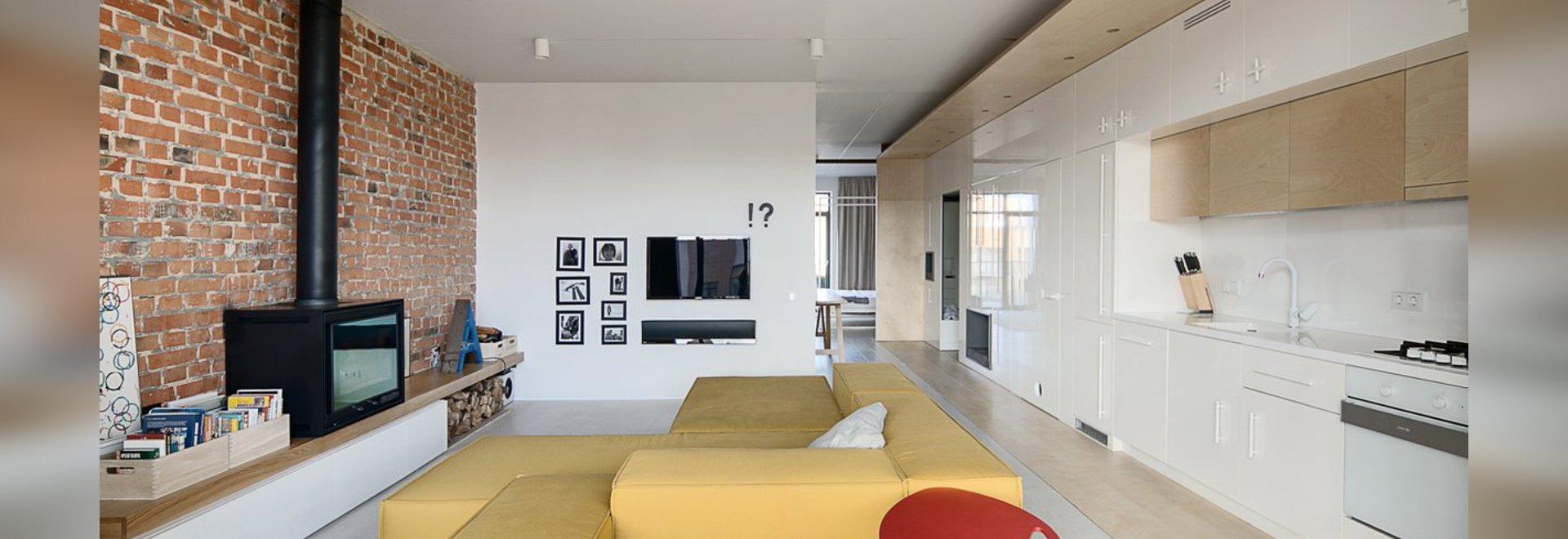 Une Maison Simple Et Moderne Avec Beaucoup De Personnalité Est Parfaite  Pour Un Couple Du0027
