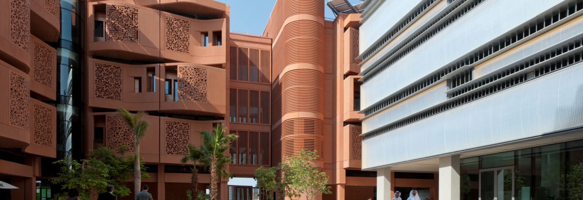 Masdar City, EAU