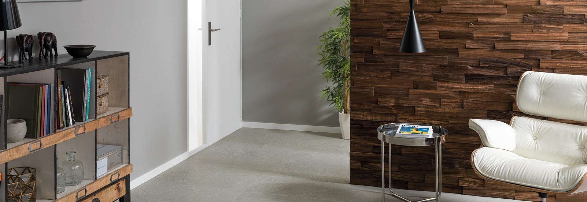 Les mosaïques Wood Wall
