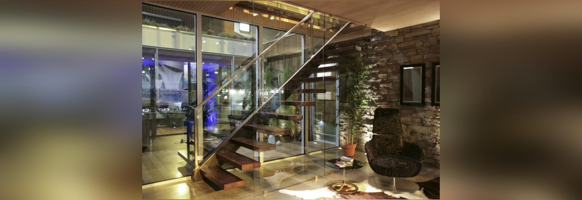 NOUVEAUTÉ : escalier droit by BATTIG DESIGN - BATTIG DESIGN