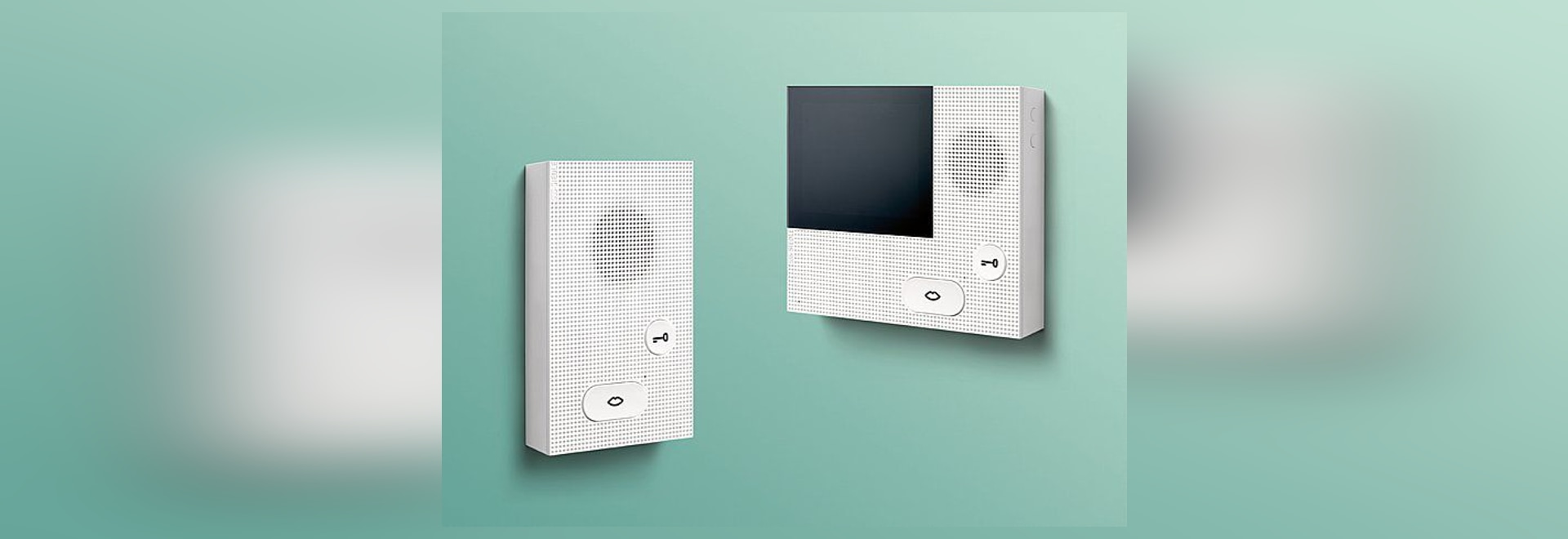 nouveautÉ : interphone audio blanc by sss siedle - sss siedle