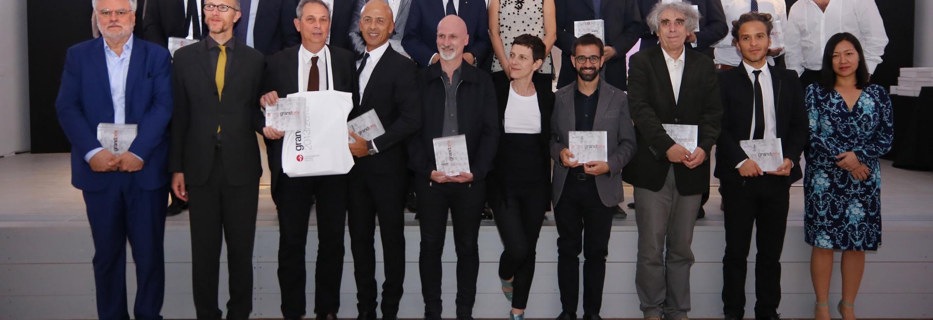 « Percorsi in ceramica » Grand Prix 2016-2018