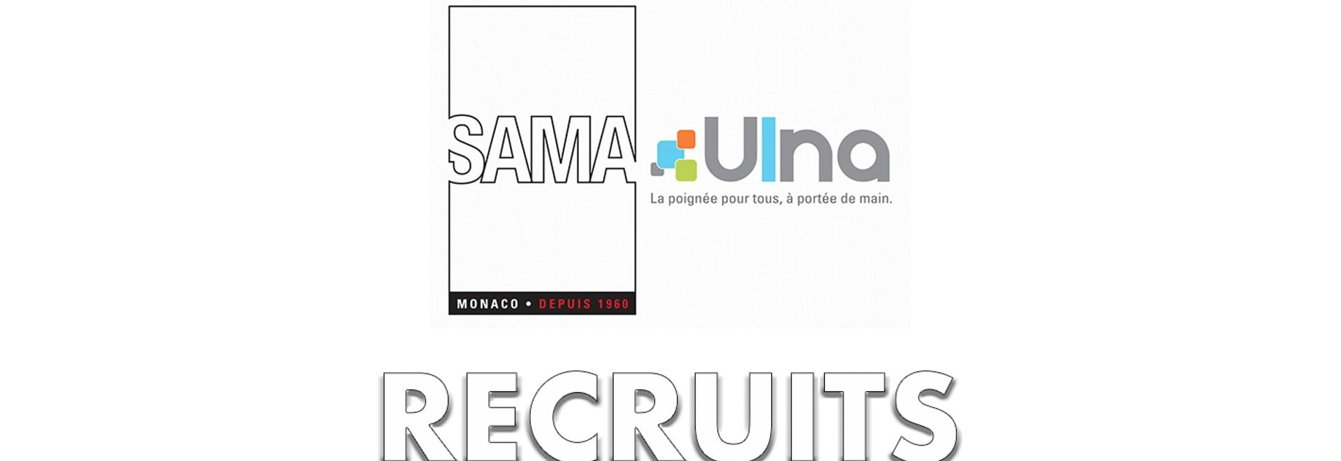SAMA-ULNA Recrute