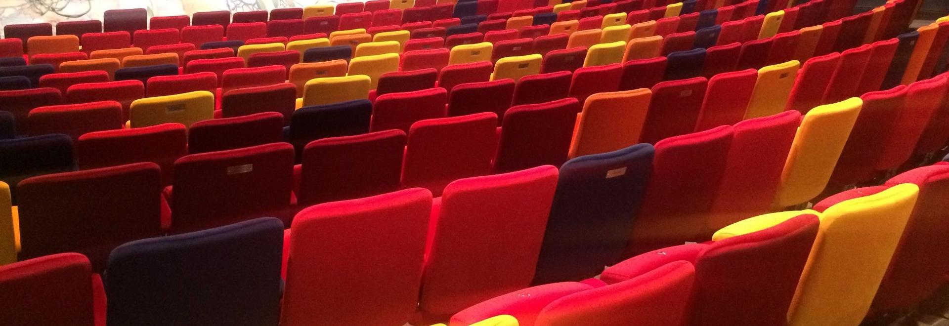 """Pour la seconde fois, Quinette Gallay contribue à la rénovation du théâtre """"Playhouse Oxford"""", théâtre emblématique d'Angleterre"""