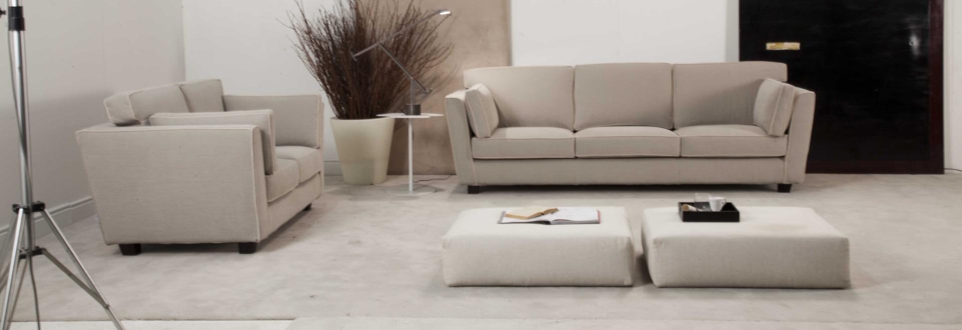 Sofa moderne d'Artigiano