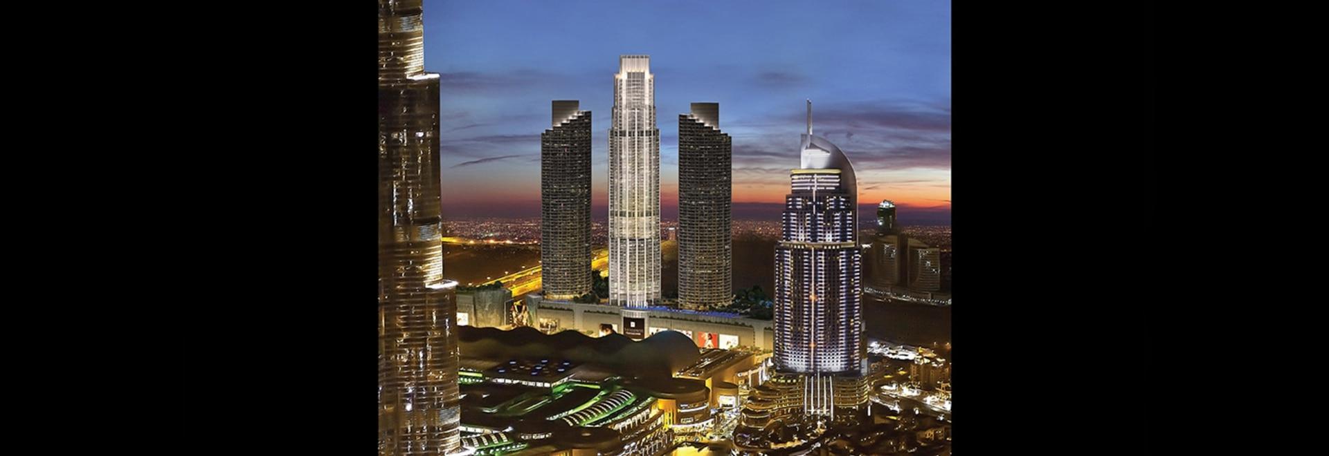 Vues de fontaine – Emirats Arabes Unis