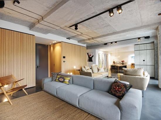 Rénovation D'entrepôt Moderne À Ransomes Dock Historique