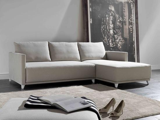 Canapé moderne Noname, nouveau venu à la maison Santambrogio Sofas
