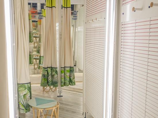 Airfal met en lumière de nouveaux magasins Pull & Bear