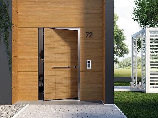 Configurateur en ligne pour la porte blindée pivotante Di.Big.