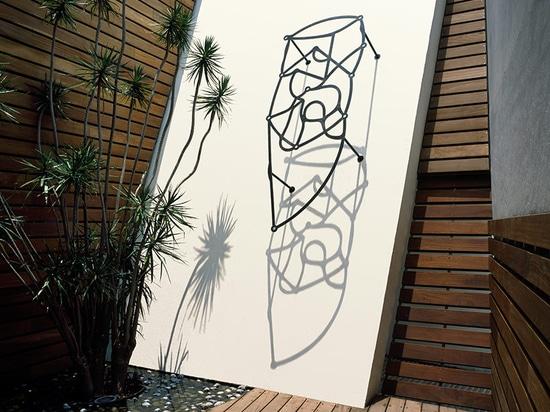 les arquitectos de Pascal conçoit la maison de deuil en tant qu'espace contemplatif