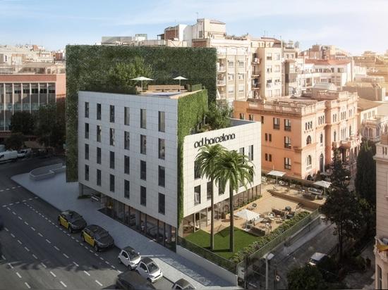 Réadaptation de l'hôtel OD, Barcelone