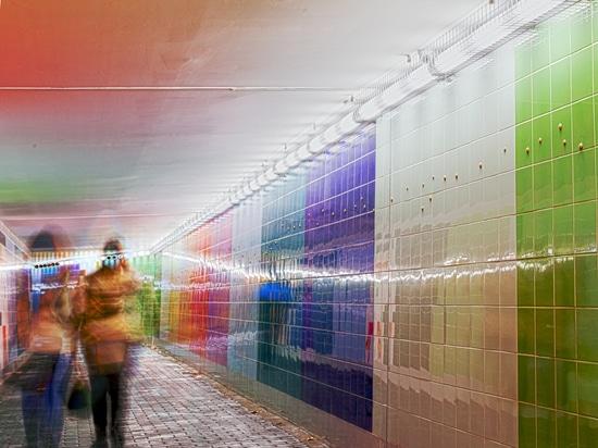 Allumage des solutions pour des tunnels