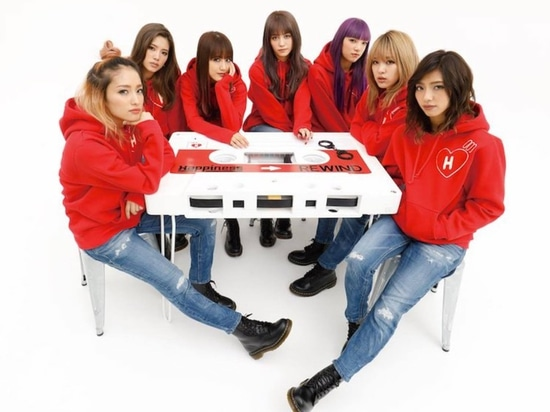 "Rebobinages de ""bonheur"" de superstar de J-bruit avec la table de la ""grande bande"" de l'autel"