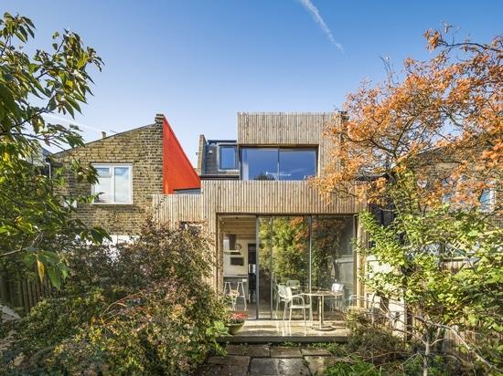 Kebony transforme la terrasse du 19ème siècle
