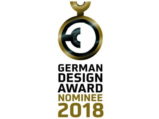 Nomination pour le German Design Award 2018