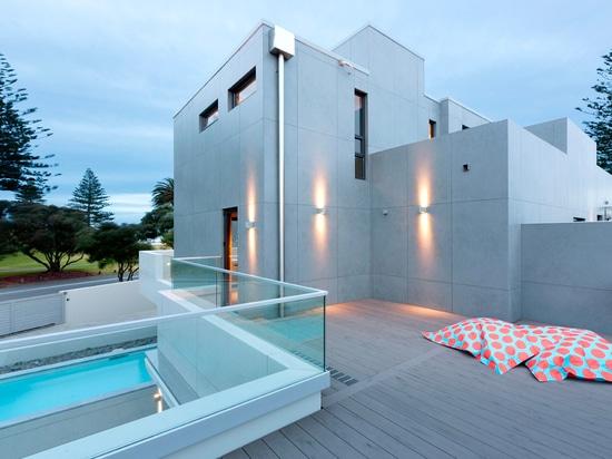Chambre privée de Tauranga, Nouvelle-Zélande