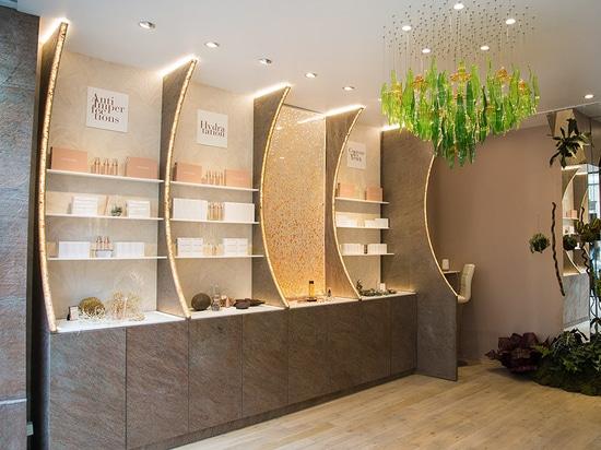 Le magasin d'Elisabeth Visoanska