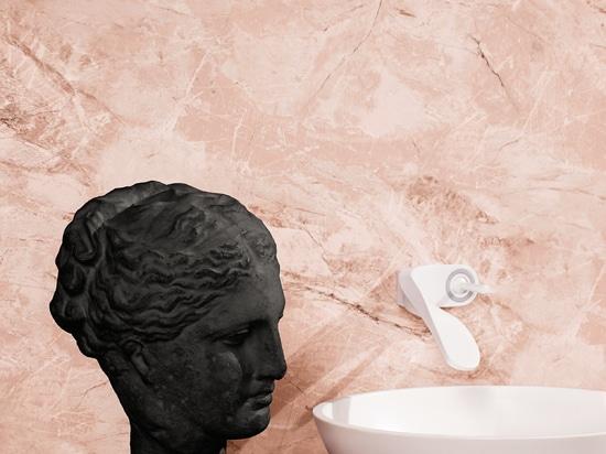 Mélangeur de lavabo d'Ametis