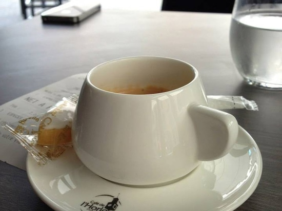 Café de l'horloge – Icône – Noa