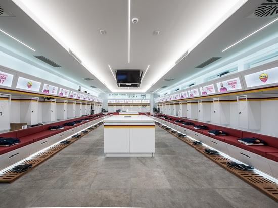 A.S. Roma -  Centre Sportif Trigoria