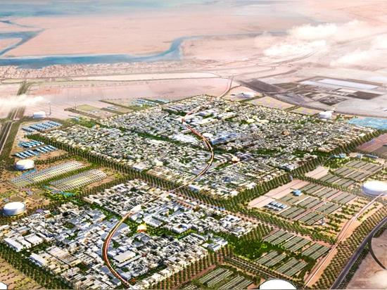 Masdar City, EAU