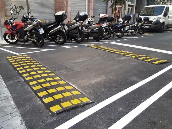 Bosses de vitesse Barcelone