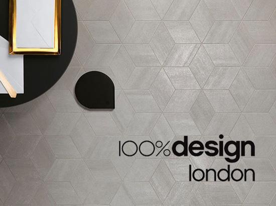 100% Made in Italy signé Atlas Concorde à 100% DESIGN de Londres