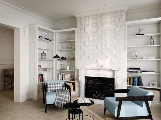 Découvrez une collection faite pour des conceptions sophistiquées de mur