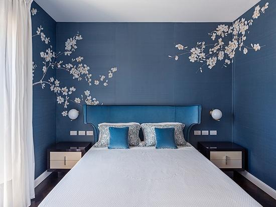 Magnolia blanche - collection de l'Asie