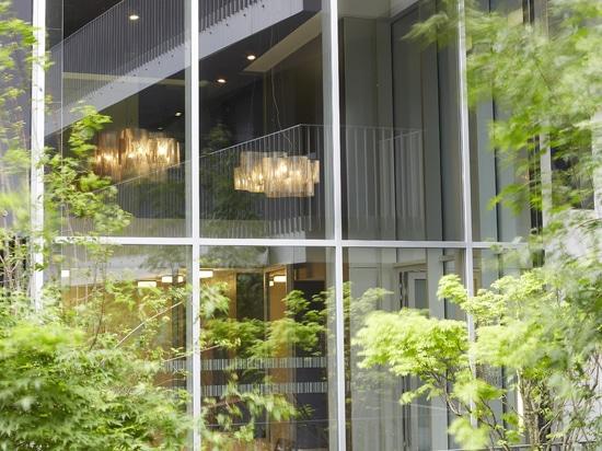 Projet dans un immeuble Parisien