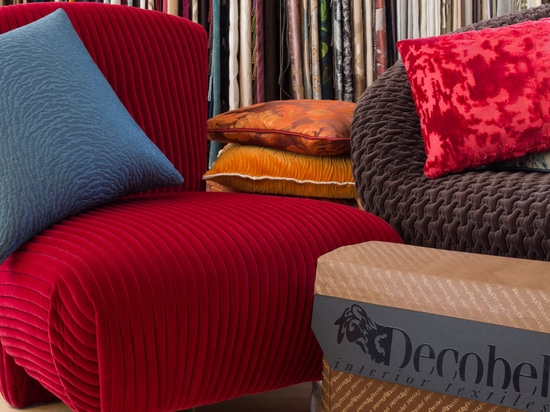 Decobel et Houlès : deux sociétés exceptionnelles de textile joignent des forces